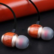Boult Audio BassWoods Wired HD In-ear Headphones