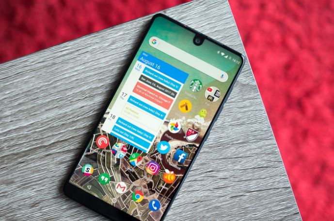 "Essential is Up For sale and is actively ""shopping"" itself around"