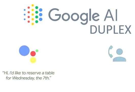 Google Duplex talking business artificial intelligence