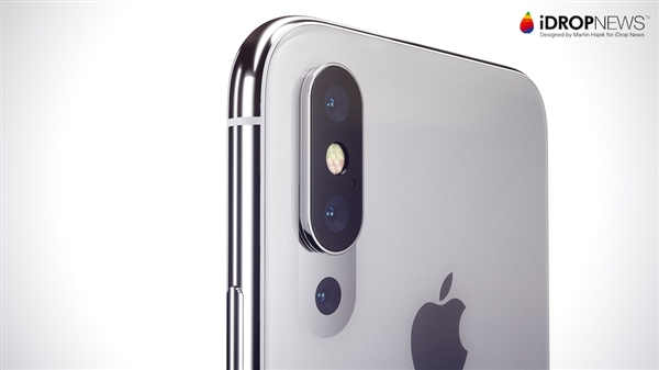 Iphone triple camera expected image 2019