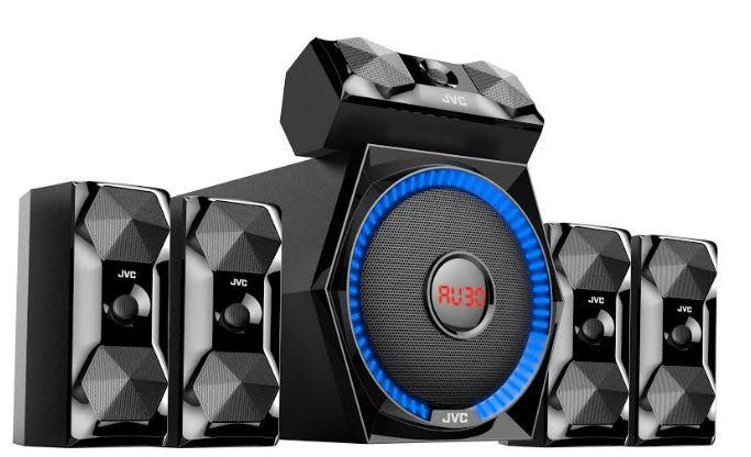 JVC 5.1 Speaker XS-XN511A