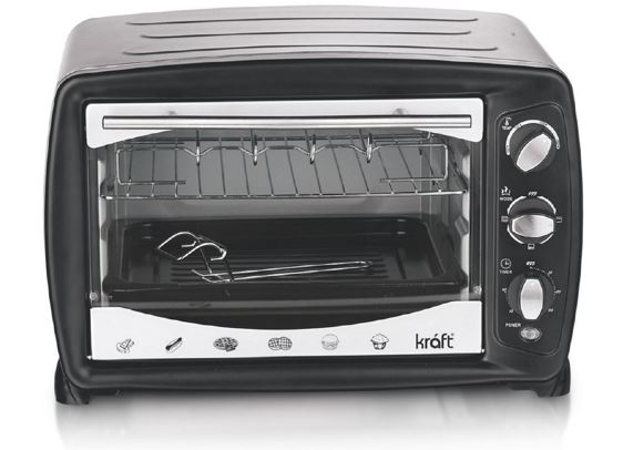 Kraft Oven Toaster Griller (OTG) – 23 Ltrs