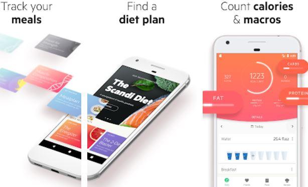 Lifesum is the perfect lifestyle app