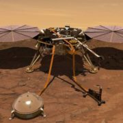 Mars InSight mission launched
