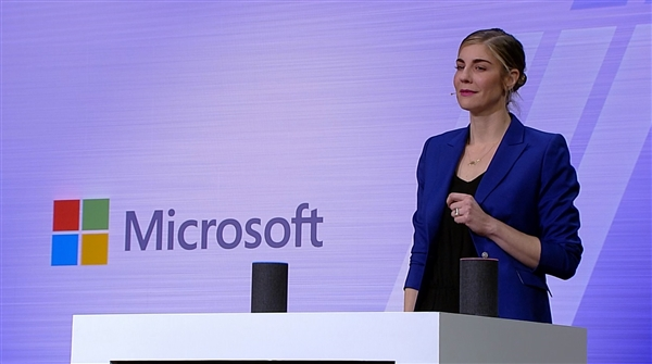 Microsoft Cortana & Amazon Alexa