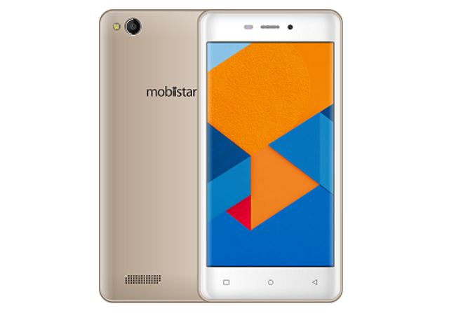 Mobiistar CQ gold smartphone