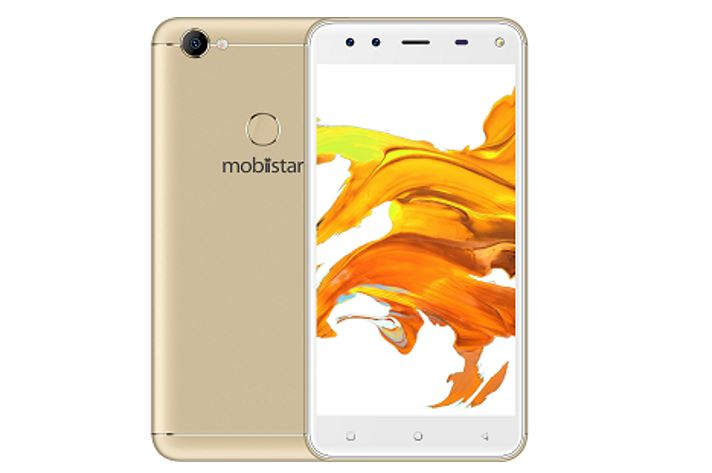 Mobiistar XQ-Champagne smartphone