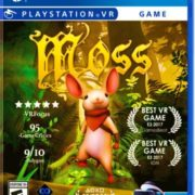 Moss VR adventure puzzle game for PlayStation 4 available for sale