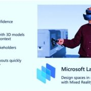 New Microsoft Layout Tool to Support VR-MR View Design