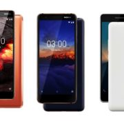 Nokia 2.1, 3.1 and 5.1 budget devices announced