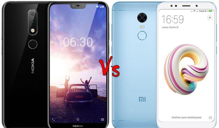 Nokia X6 Vs Redmi Note 5 Pro Comparison- Which one is better