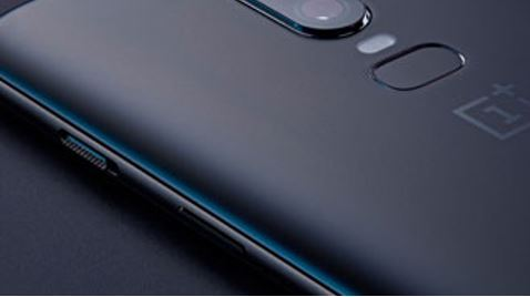 ONeplus 6 mute swtich or button