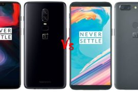 One plus 6 Vs One plus 5T What is difference and which is better