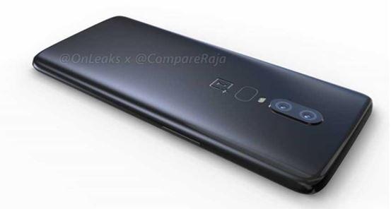 Oneplus 6 smartphone design leaks