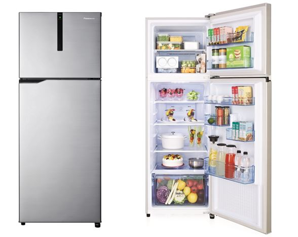 Panasonic's Introduces Two New Models of Frost-Free Refrigerators