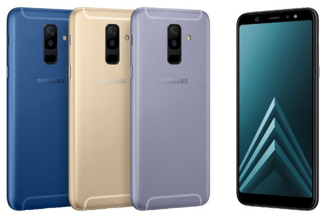 Samsung Galaxy A6+ specifications