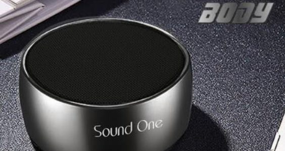 Sound One ROCK Bluetooth Wireless speaker launched in India
