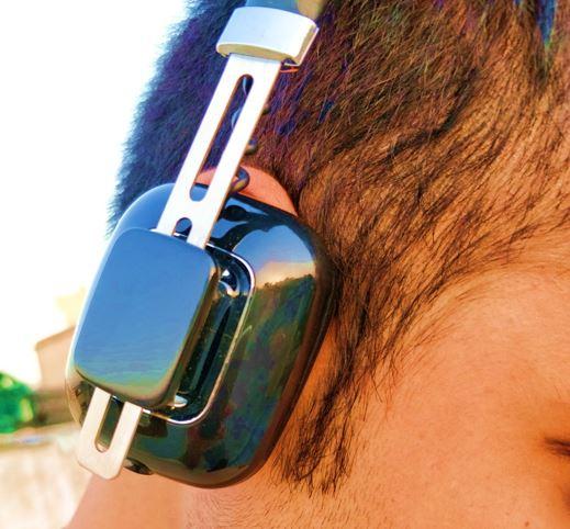 Syska Fusion headset wireless headband