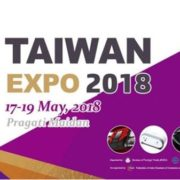 Taiwan Expo 2018 which is held from May 17 to 19
