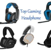 Top Five Gaming Headphones in the Market