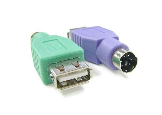 USB ports vs. PS2 ports