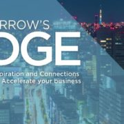 "VMware announced the roll out of the 2018 ""Tomorrows Edge – Business Innovation Tour"