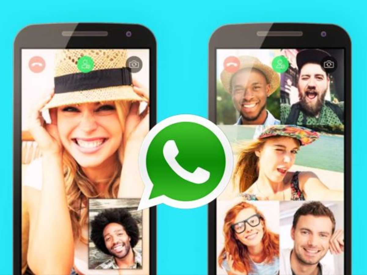 WhatsApp group video calling feature available to a few users. All ...