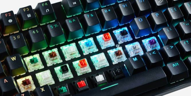 Which is the best Mechanical keyboard switch or keycap