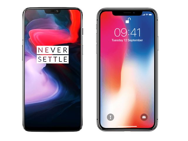 Why Should you go for OnePlus 6 over iPhone X