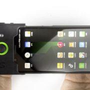 Xiaomi Black Shark gaming Smartphone liquid cooling