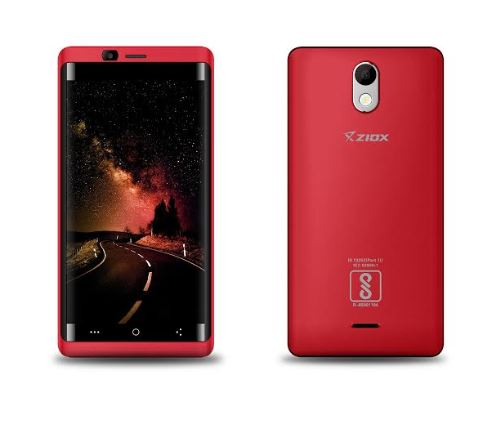 ZIOX Astra Pro red