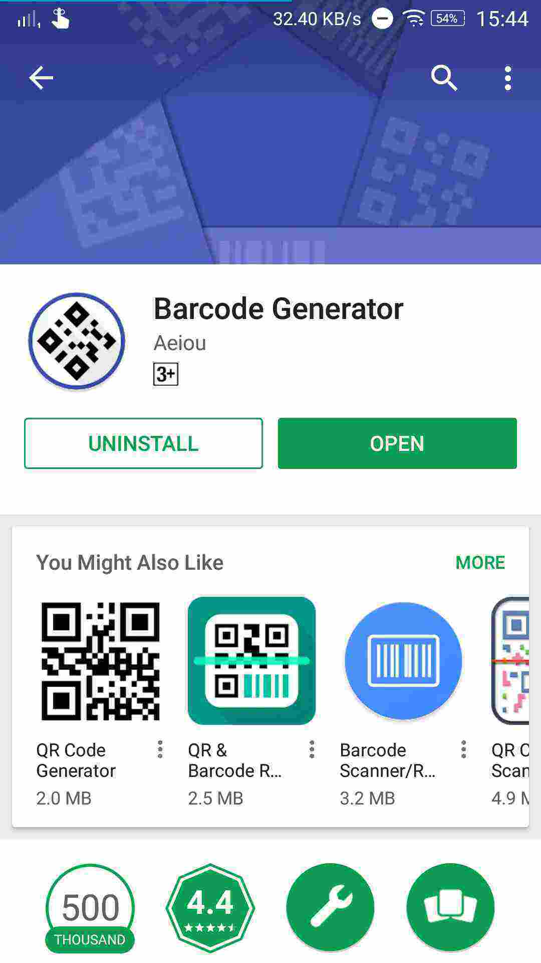 Generating QR Codes on Android