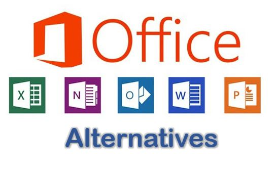 best alternatives for Microsoft Office and Microsoft Word