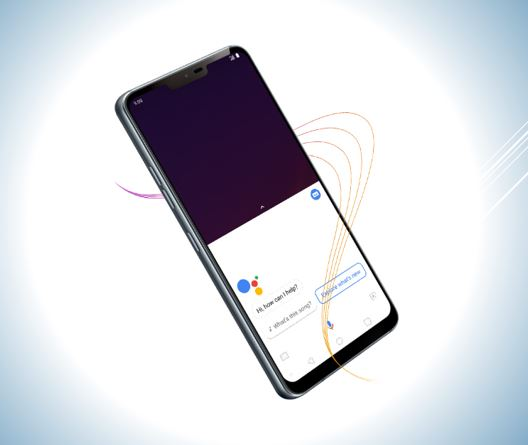 dedicated button for Google Assistant and Lens