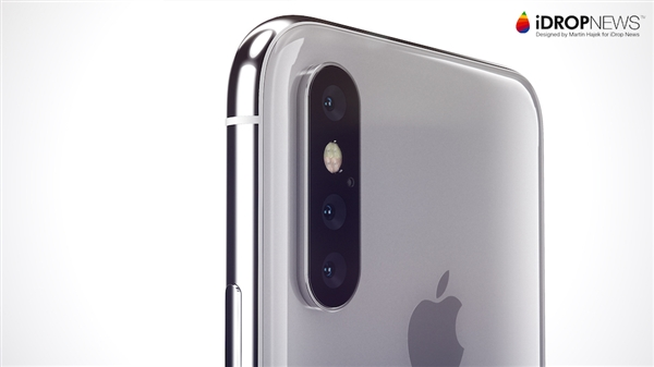 iphone triple camera 2019