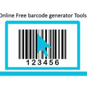 online free barcode generator tools