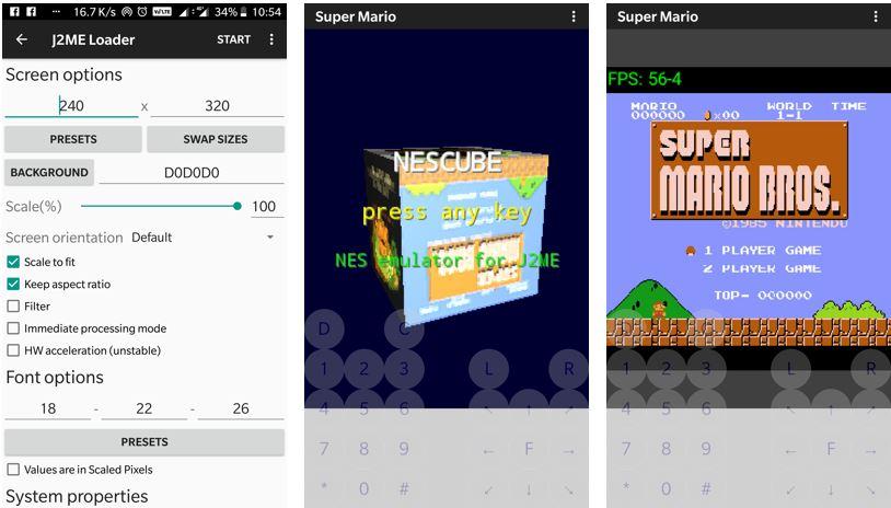 How to play JAVA old games on Android smartphone | H2S Media