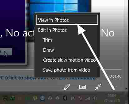 editing tool in windows 10