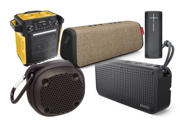 Best Waterproof Bluetooth Speakers of 2018