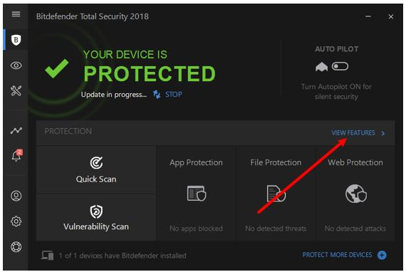 BitDefender total security 2018 SSL error