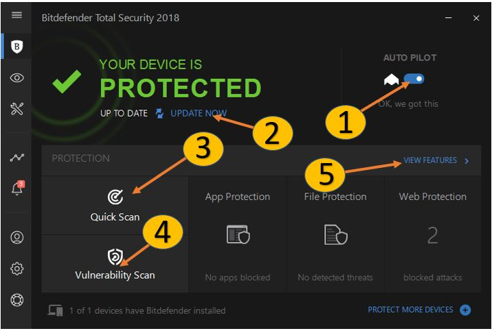Bitdefender total security 2018_1