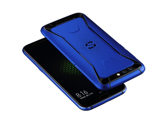 Black Shark Games Mobile Royal Sky Blue Edition launched