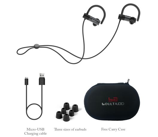 Boult Audio launches Encore wireless earphones water proof