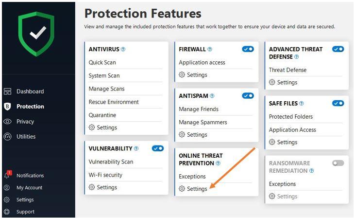 How to disable SSL Scanning Bitdefender Antivirus 2018 | H2S