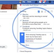 Facebook removing Trending soon feature to make way for future news experiences