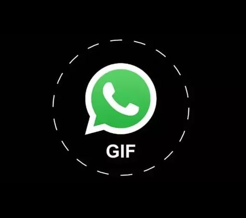 How do you make a GIF on WhatsApp within the app