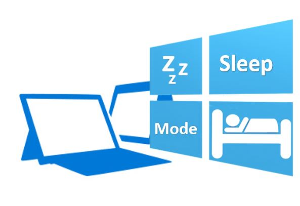 How to turn off sleep mode windows 7 & Windows 10