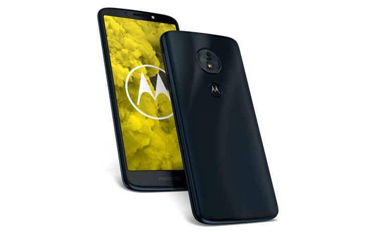 Moto G6 Play smartphone
