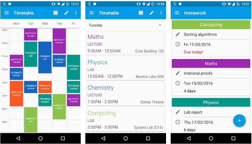 Studious best apps for college studend