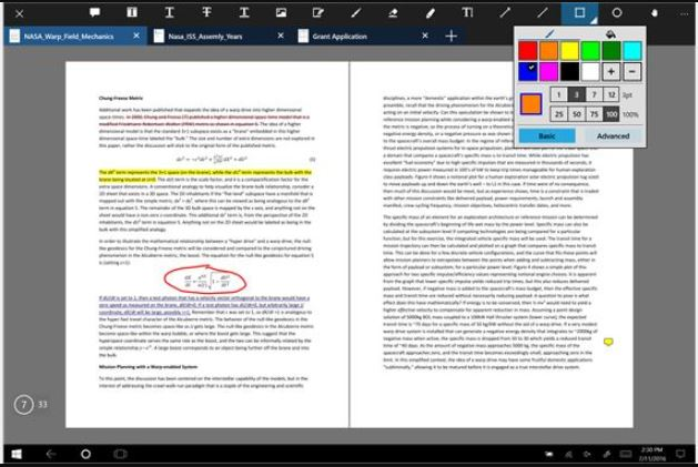 Xodo free PDF reader for Windows 10 Microsoft